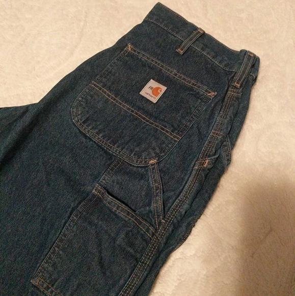 8f872db7db3a Carhartt Other - Carhartt fire retardant pants 33x30 frc